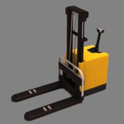Apilador eléctrico carga 1.5 Ton altura 3 Mts New Line