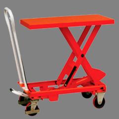 Descripción: Mesa de elevación Marca New Line Capacidad maxima 1 Tonelada estructura de acero de grueso calibre, dimensión de plataforma...