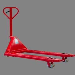 Descripción: Patin hidráulico cama baja Marca New Line Capacidad maxima 1.5 Toneladas estructura de acero de grueso calibre, dimensión